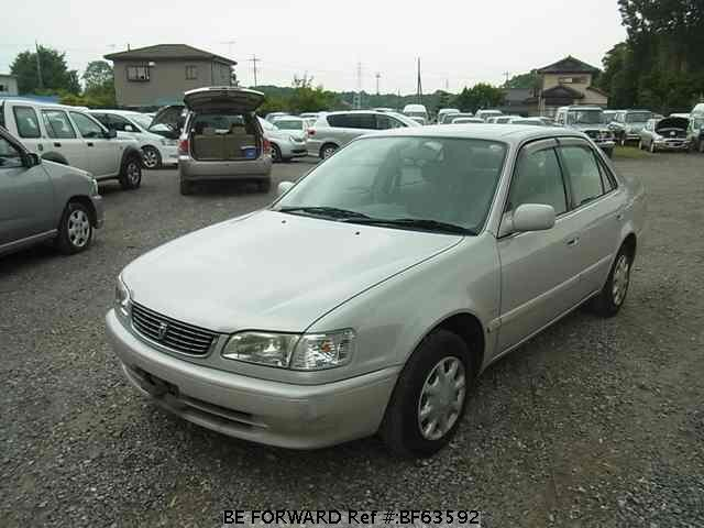 Used 1997 TOYOTA COROLLA SEDAN BF63592 for Sale