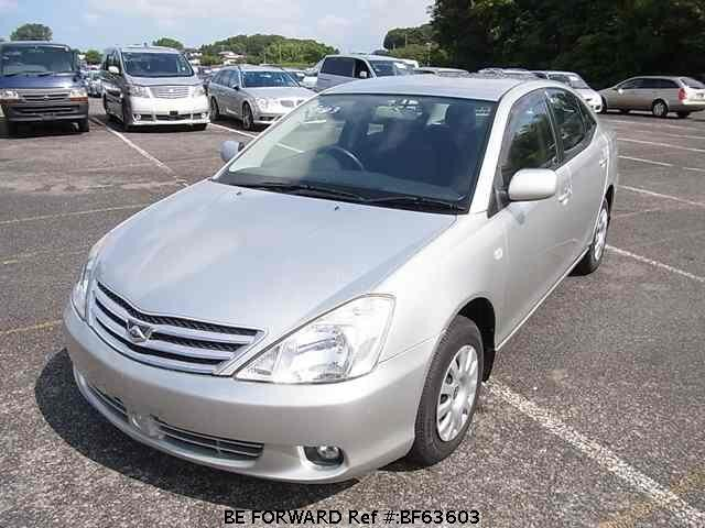 Used 2003 TOYOTA ALLION BF63603 for Sale