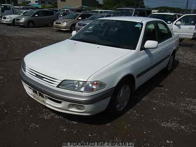 Used 1997 TOYOTA CARINA BF63612 for Sale