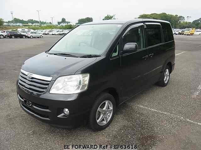 Used 2003 TOYOTA NOAH BF63618 for Sale