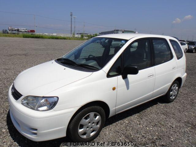 Used 1999 TOYOTA COROLLA SPACIO BF63650 for Sale