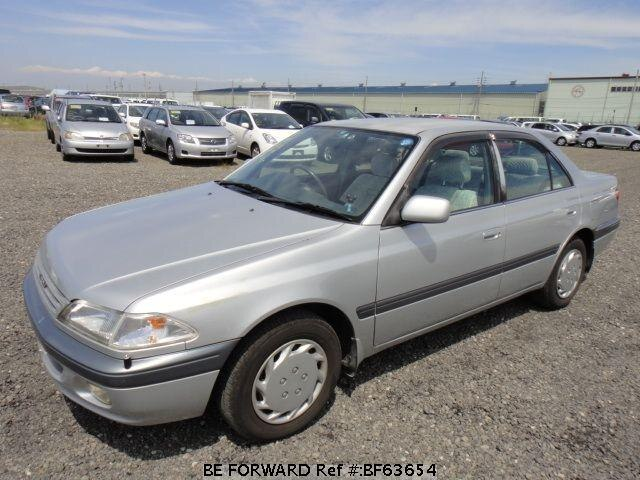 Used 1997 TOYOTA CARINA BF63654 for Sale