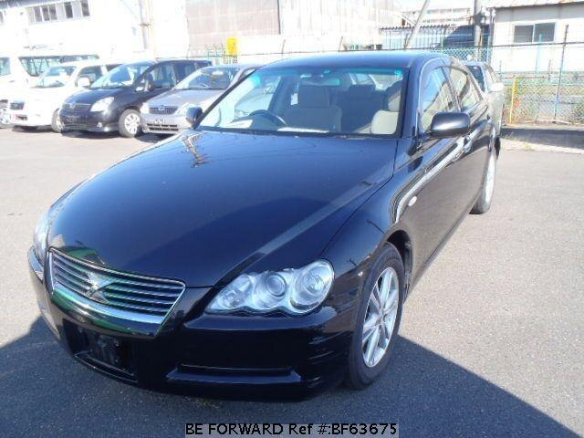 Used 2005 TOYOTA MARK X BF63675 for Sale