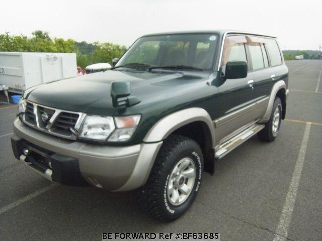 Used 1997 NISSAN SAFARI BF63685 for Sale