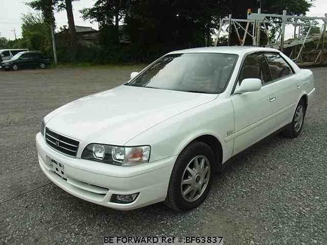 Used 2001 TOYOTA CHASER BF63837 for Sale