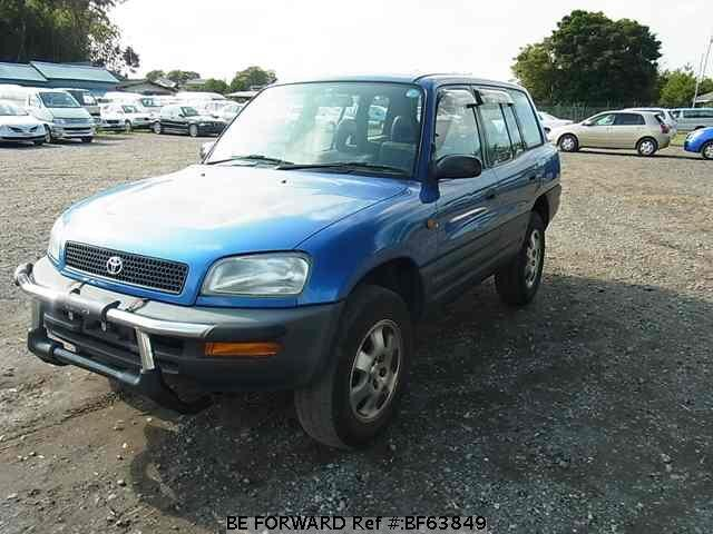 Used 1995 TOYOTA RAV4 BF63849 for Sale