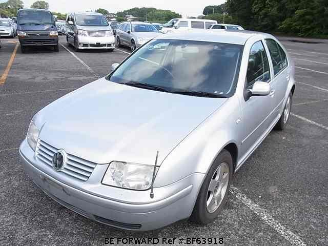 Used 2001 VOLKSWAGEN BORA BF63918 for Sale