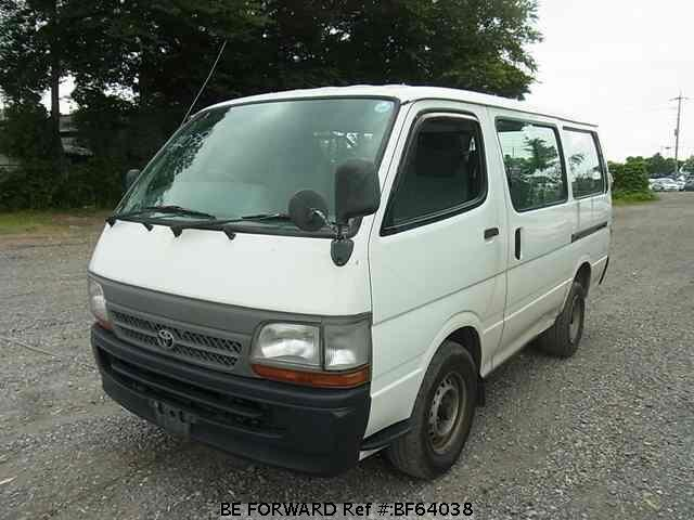 Used 1999 TOYOTA HIACE VAN BF64038 for Sale