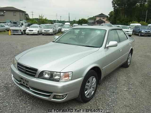 Used 2000 TOYOTA CHASER BF64052 for Sale