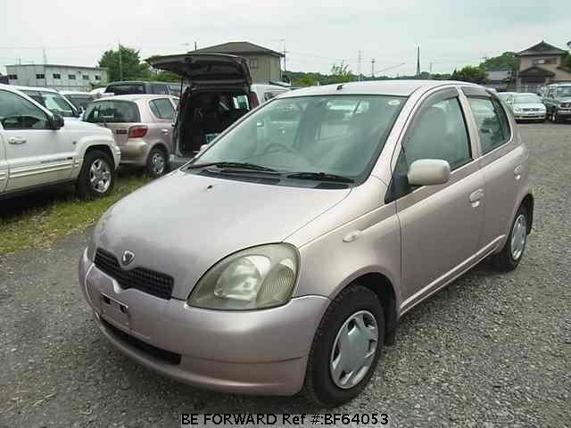 Used 2000 TOYOTA VITZ BF64053 for Sale