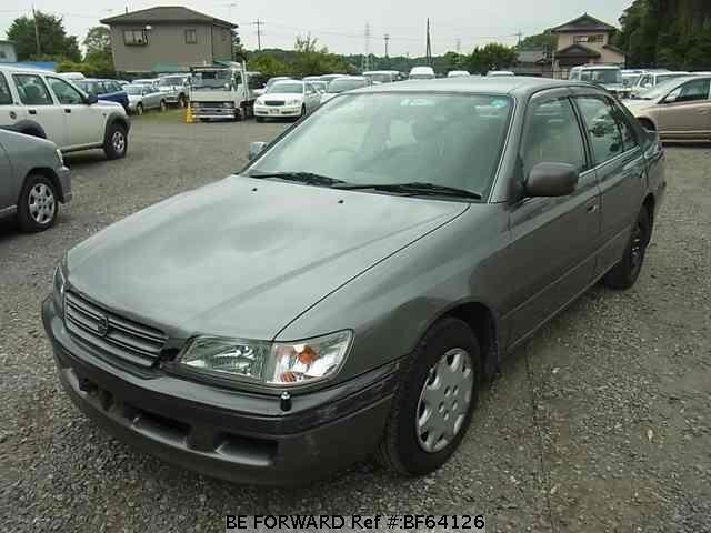Used 1997 TOYOTA CORONA PREMIO BF64126 for Sale