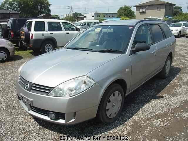 Used 2003 NISSAN WINGROAD BF64132 for Sale