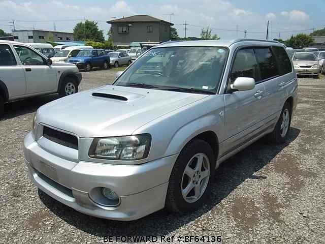 Used 2002 SUBARU FORESTER BF64136 for Sale