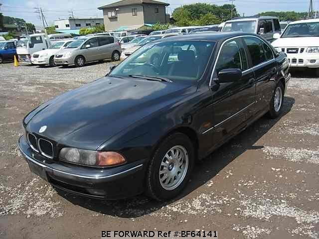 Used 1998 BMW 5 SERIES BF64141 for Sale