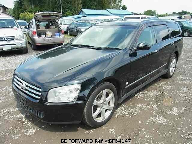 Used 2003 NISSAN STAGEA BF64147 for Sale