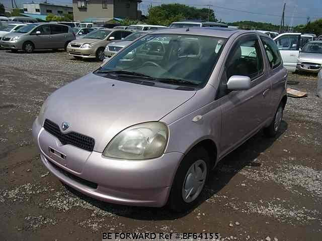 Used 2000 TOYOTA VITZ BF64155 for Sale