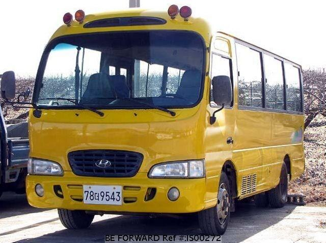 Used 2000 HYUNDAI COUNTY IS00272 for Sale