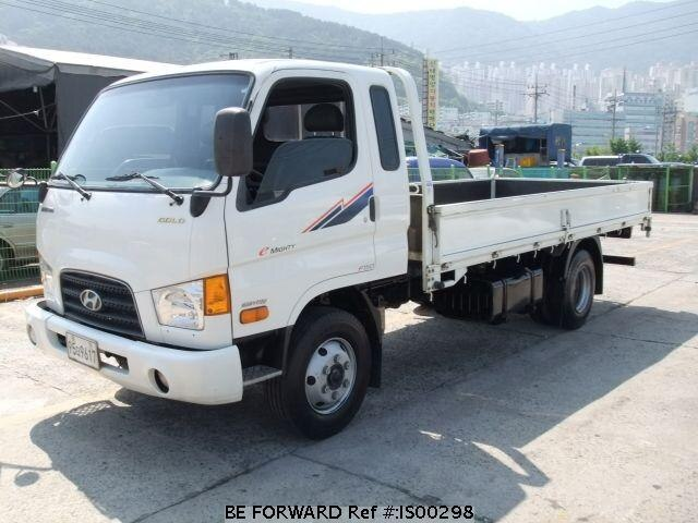 Used 2009 HYUNDAI MIGHTY IS00298 for Sale