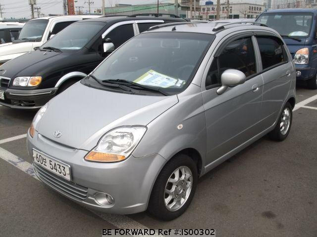 Used 2007 DAEWOO MATIZ IS00302 for Sale