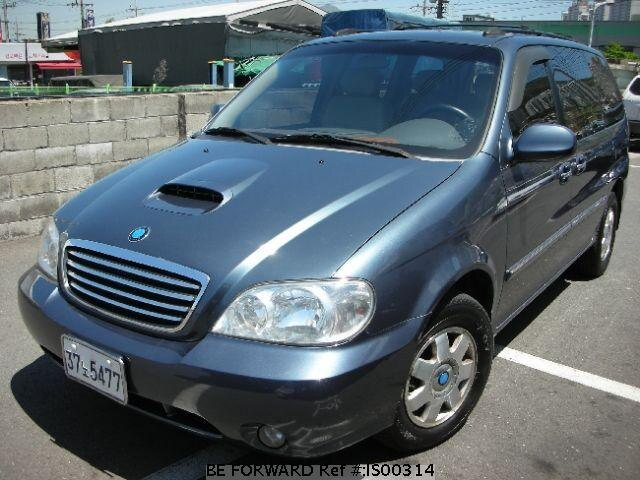 Used 2001 KIA CARNIVAL IS00314 for Sale