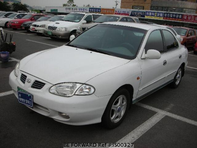 Used 1999 HYUNDAI AVANTE IS00327 for Sale