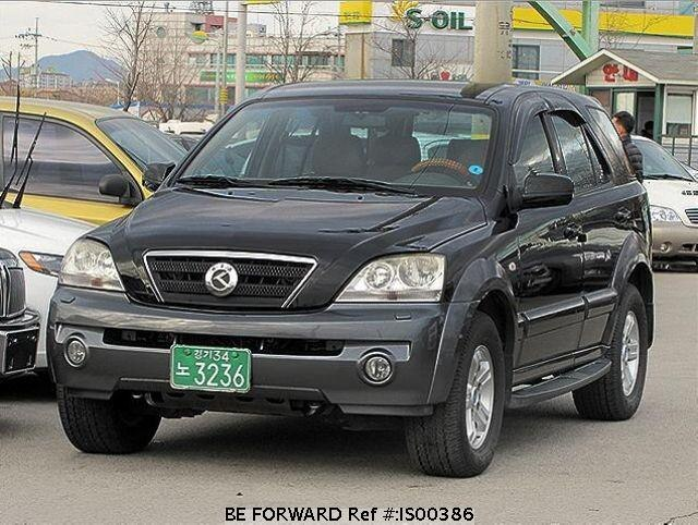 Used 2002 KIA SORENTO IS00386 for Sale