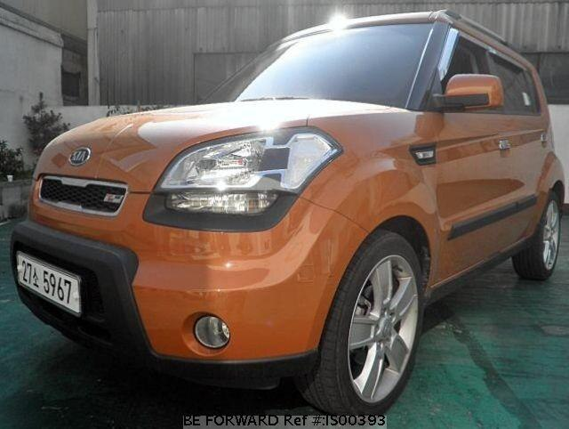 Used 2010 KIA KIA MOTORS OTHERS IS00393 for Sale