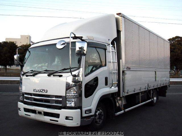 Used 2007 ISUZU FORWARD YT00740 for Sale