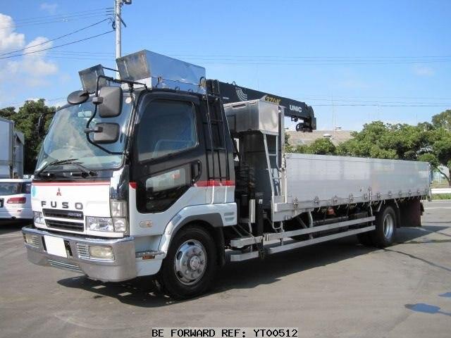 Used 2005 Mitsubishi Fuso Truck Pj Fk61fmz For Sale