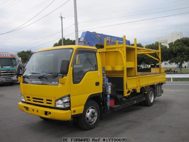 Used 2006 ISUZU ELF TRUCK YT00695 for Sale