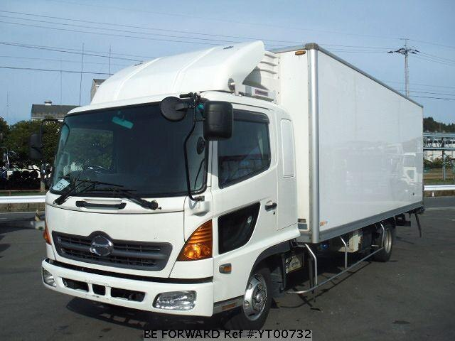 Used 2002 HINO RANGER YT00732 for Sale