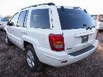 Used 2005 JEEP GRAND CHEROKEE BF44878 for Sale Image 3
