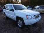 Used 2005 JEEP GRAND CHEROKEE BF44878 for Sale Image 7