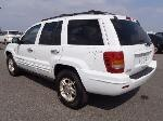 Used 2000 JEEP GRAND CHEROKEE BF45542 for Sale Image 3