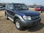 Used 1999 TOYOTA LAND CRUISER PRADO BF45871 for Sale Image 7