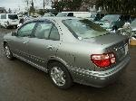 Used 2001 NISSAN BLUEBIRD SYLPHY BF46004 for Sale Image 3