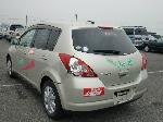 Used 2005 NISSAN TIIDA BF46164 for Sale Image 3