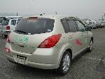 Used 2005 NISSAN TIIDA BF46164 for Sale Image 5
