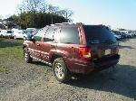 Used 1999 JEEP GRAND CHEROKEE BF47344 for Sale Image 3
