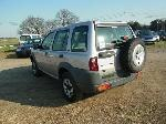Used 2001 LAND ROVER FREELANDER BF48601 for Sale Image 3
