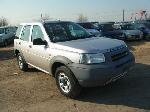Used 2001 LAND ROVER FREELANDER BF48601 for Sale Image 7