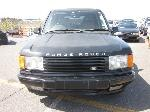 Used 1996 LAND ROVER RANGE ROVER BF49087 for Sale Image 8