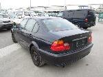 Used 2001 BMW 3 SERIES BF51168 for Sale Image 3