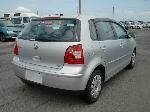 Used 2003 VOLKSWAGEN POLO BF51854 for Sale Image 5