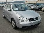 Used 2003 VOLKSWAGEN POLO BF51854 for Sale Image 7
