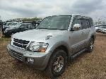 Used 2000 MITSUBISHI PAJERO BF52906 for Sale Image 1