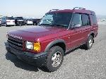 Used 2001 LAND ROVER DISCOVERY BF53490 for Sale Image 1