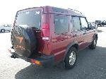 Used 2001 LAND ROVER DISCOVERY BF53490 for Sale Image 5