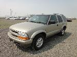 Used 2001 CHEVROLET BLAZER BF53636 for Sale Image 1