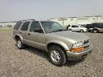 Used 2001 CHEVROLET BLAZER BF53636 for Sale Image 7